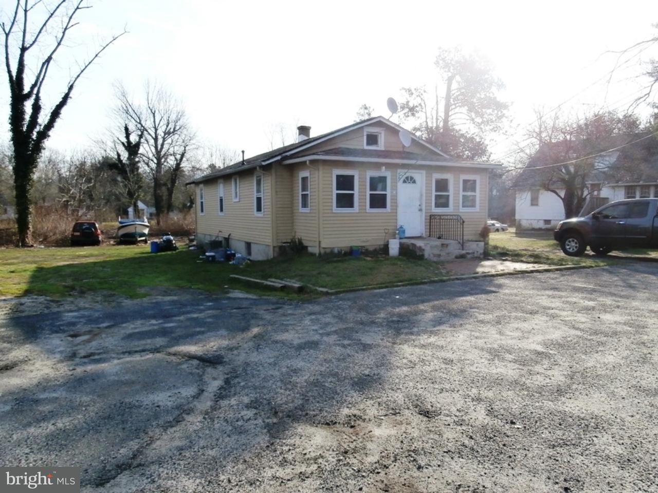 Enfamiljshus för Försäljning vid 514-522 WHITE HORSE PIKE Atco, New Jersey 08004 Usa