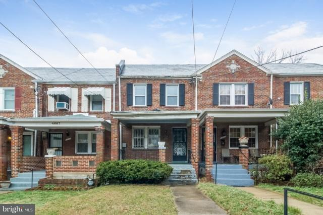 Single Family for Sale at 4605 Capitol St NE Washington, District Of Columbia 20011 United States