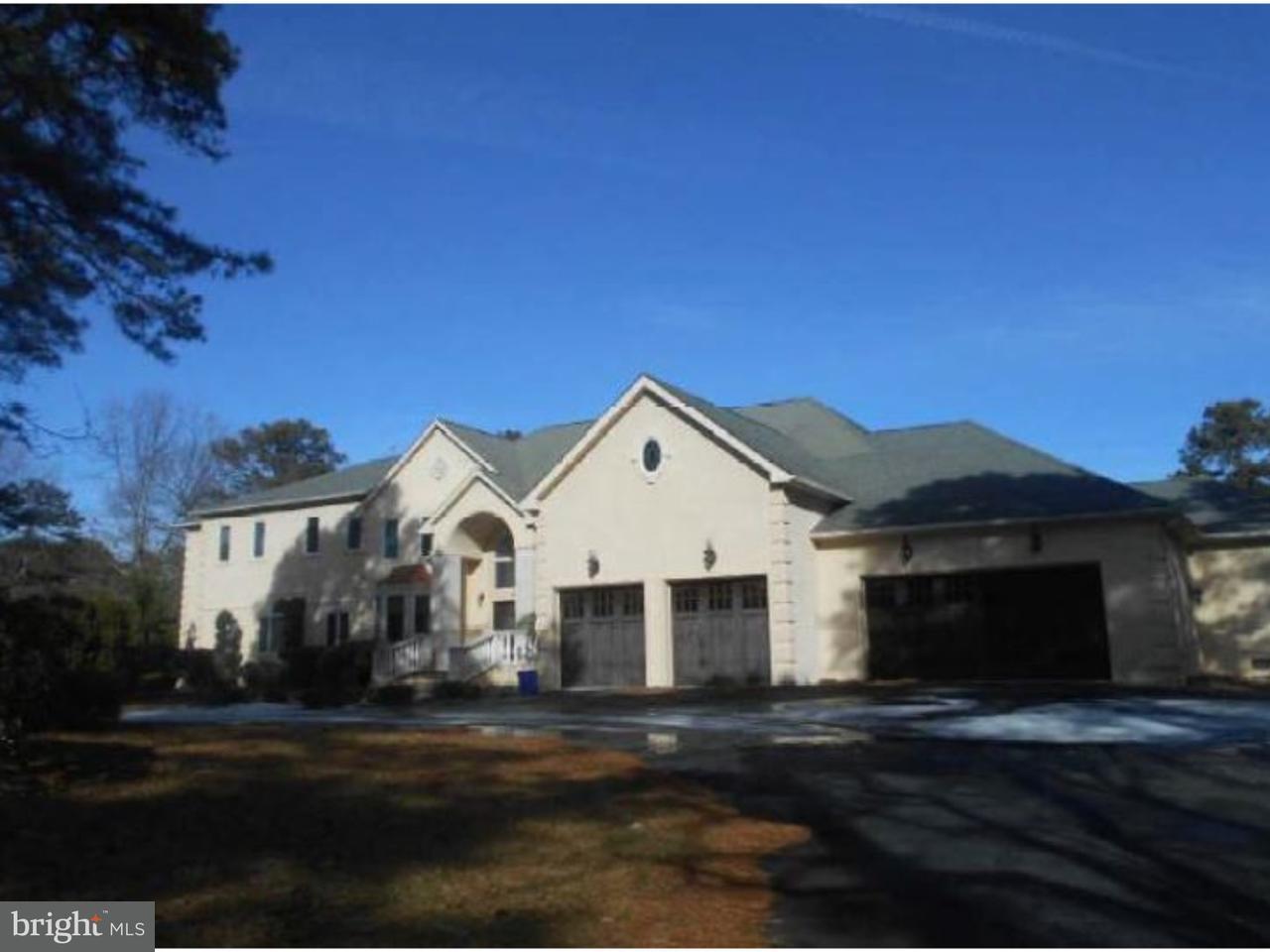 Enfamiljshus för Försäljning vid 25 KELLY Drive Marlton, New Jersey 08053 Usa