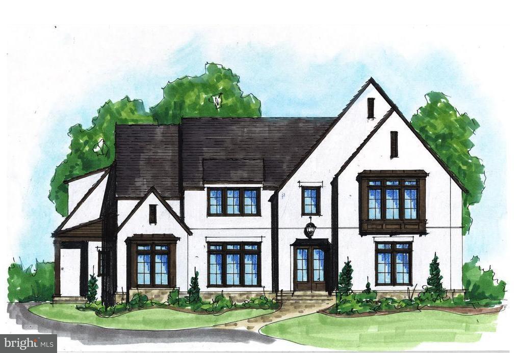Maison unifamiliale pour l Vente à 2722 Norwood St N 2722 Norwood St N Arlington, Virginia 22207 États-Unis