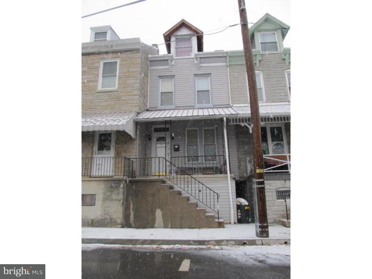 Maison accolée pour l Vente à 116 YARNELL Street West Reading, Pennsylvanie 19611 États-Unis