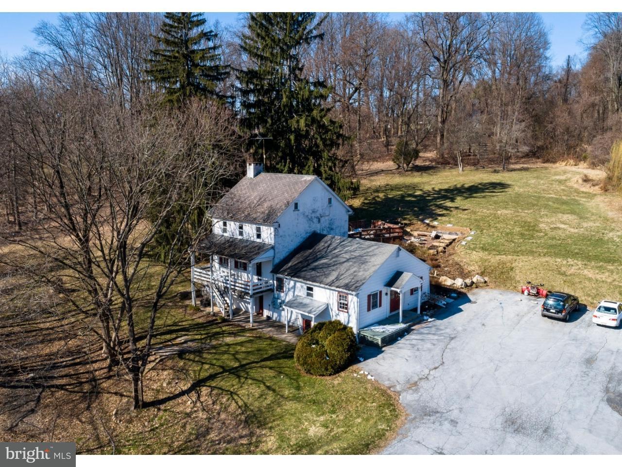 独户住宅 为 销售 在 1050 PIKE SPRINGS Road Kimberton, 宾夕法尼亚州 19460 美国