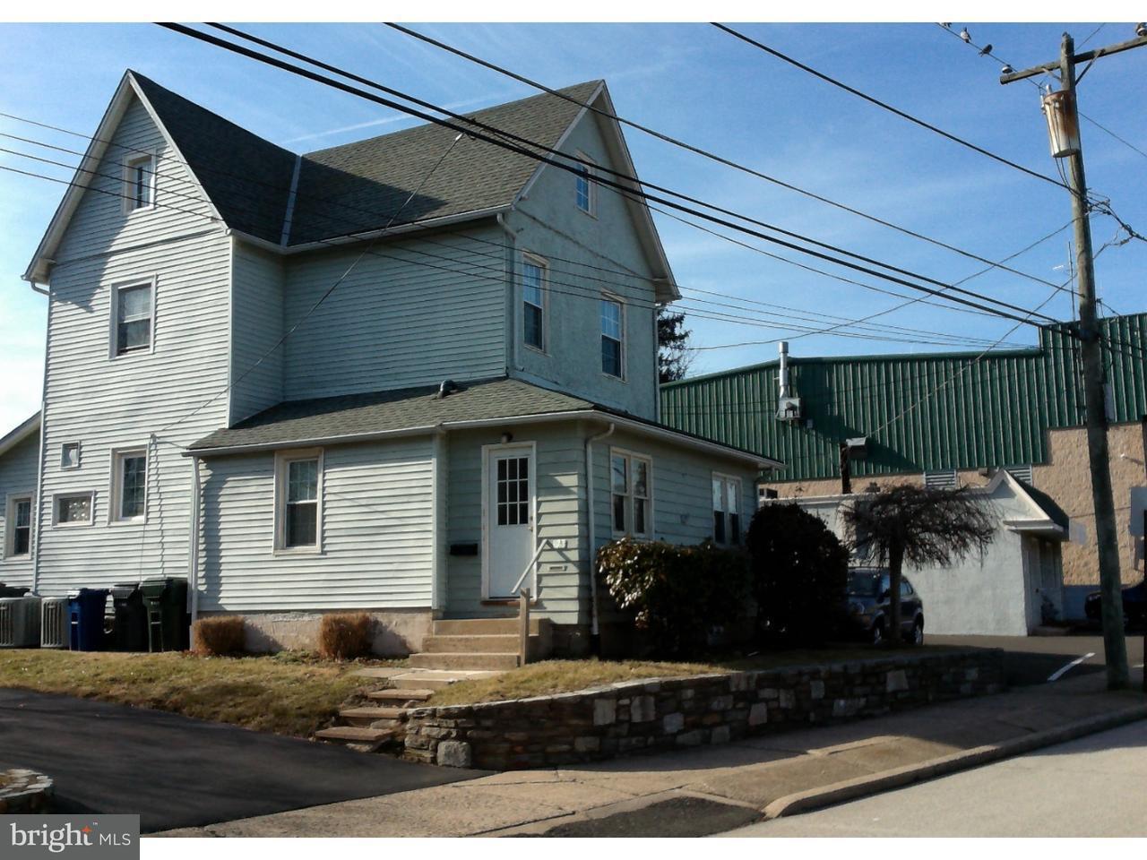 Duplex for Sale at 866 JENKINTOWN Road Elkins Park, Pennsylvania 19027 United States