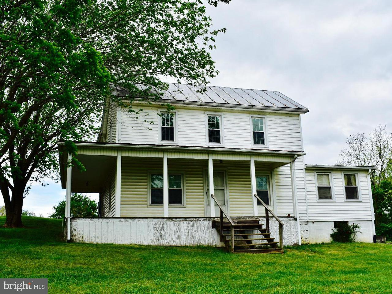 Single Family for Sale at 800 Country Brook Rd Toms Brook, Virginia 22660 United States