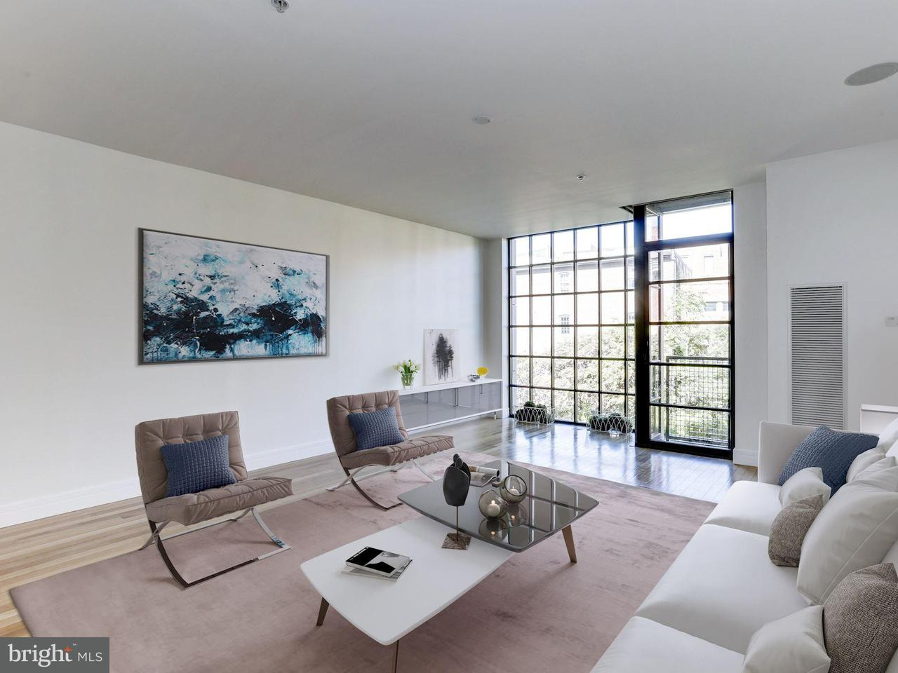 Condominium for Sale at 3303 Water St NW #5b Washington, District Of Columbia 20007 United States