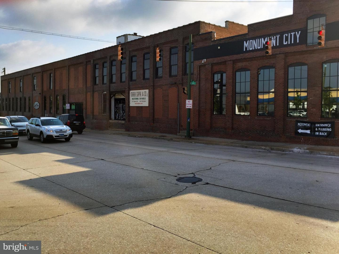 Other Residential for Rent at 1 Haven St #brewery Building Baltimore, Maryland 21224 United States