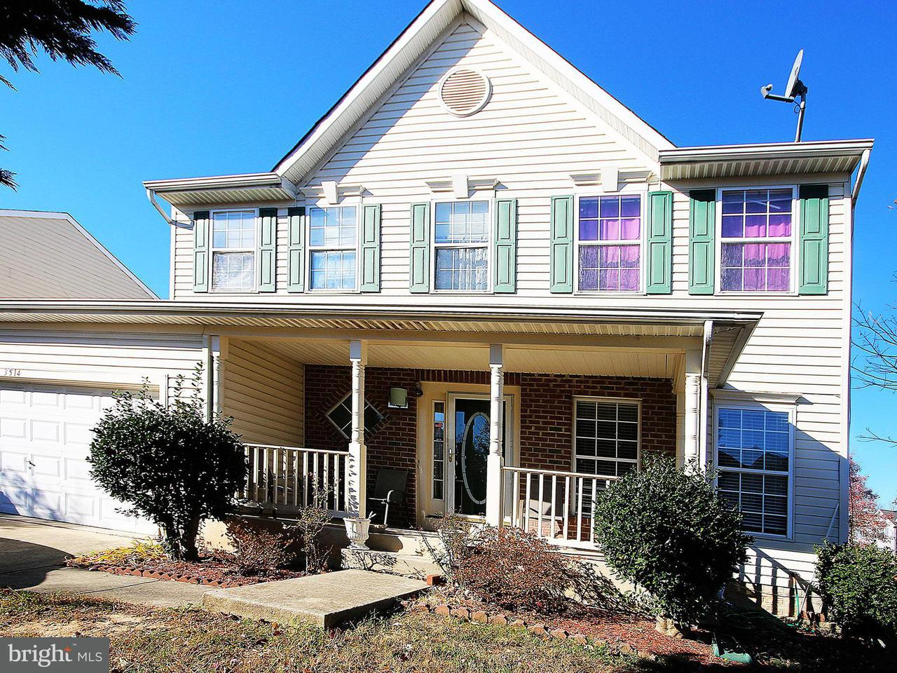 Single Family for Sale at 3514 Tolly Pl Springdale, Maryland 20774 United States