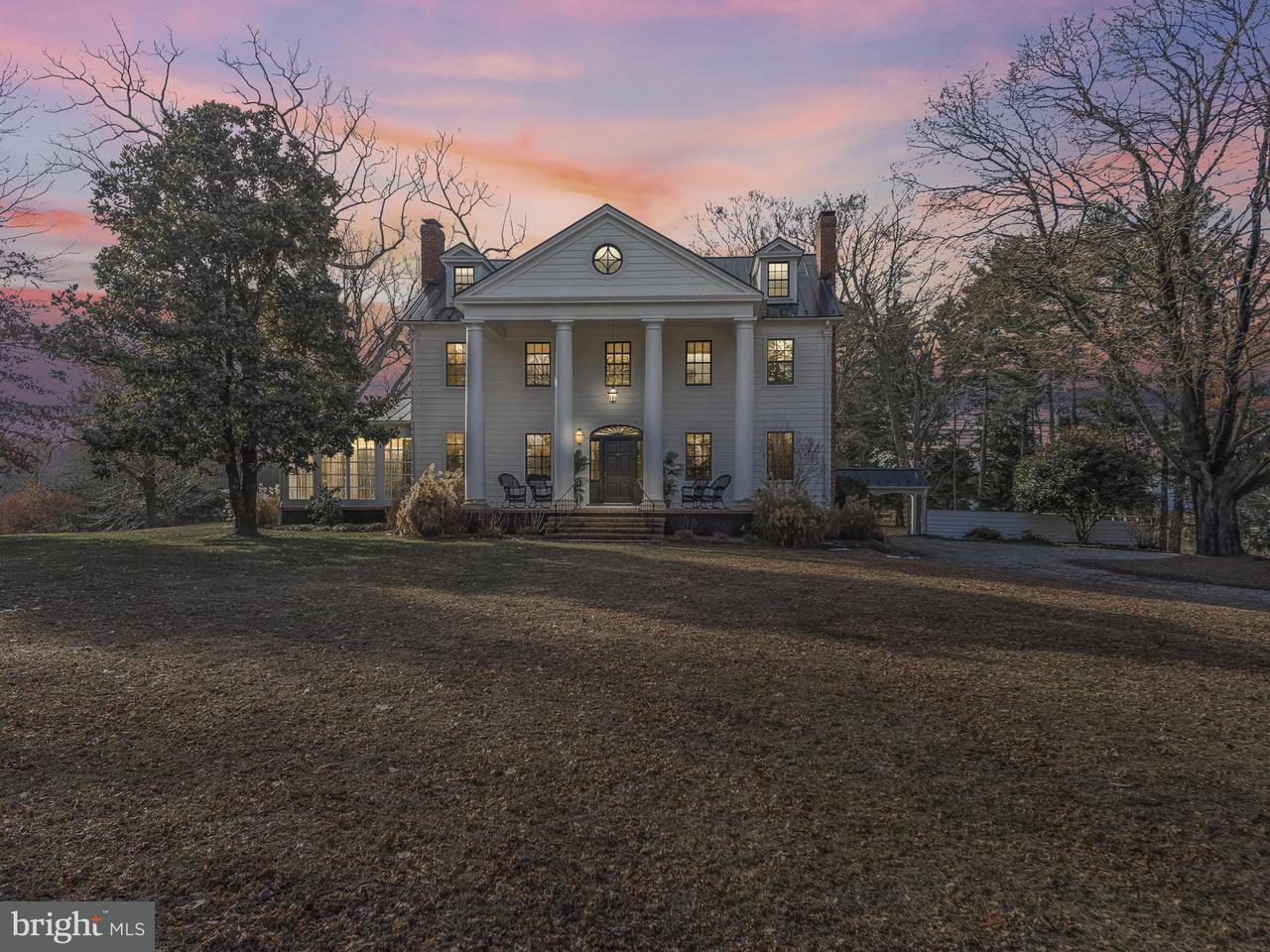 Casa Unifamiliar por un Venta en 201 Weston Farm Road 201 Weston Farm Road Harwood, Maryland 20776 Estados Unidos