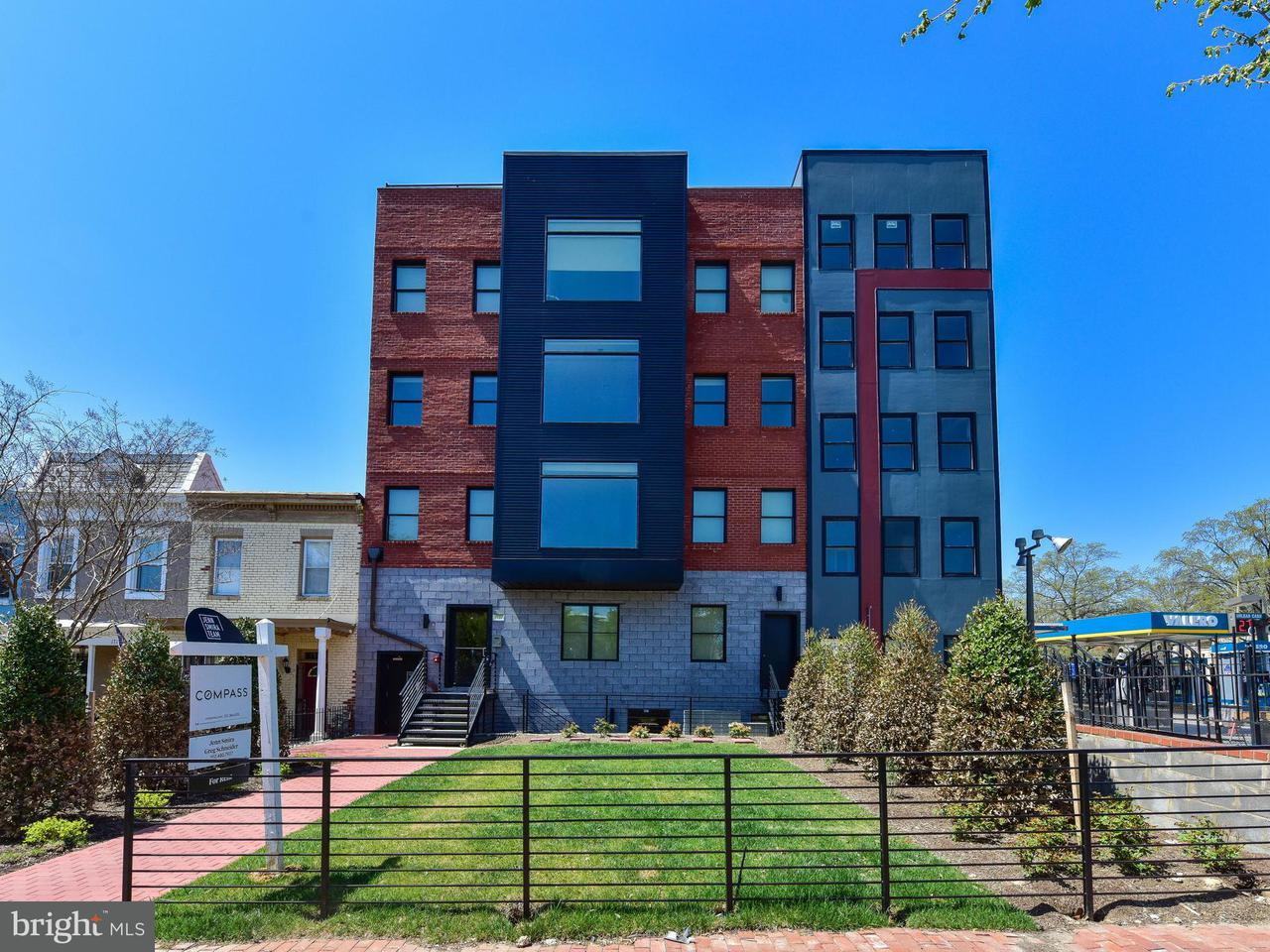 Condominium for Rent at 1720 New Jersey Ave NW #202 Washington, District Of Columbia 20001 United States
