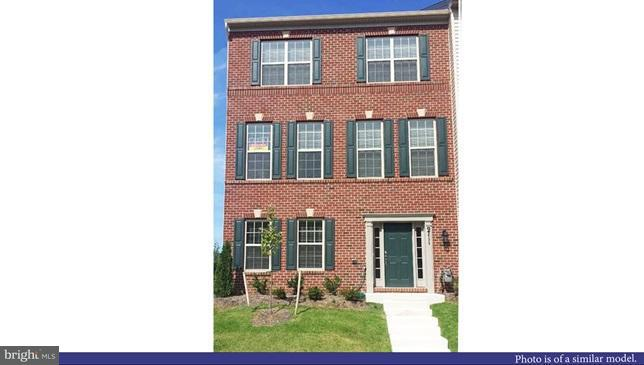 Single Family for Sale at 9420 Geaton Park Pl Glenarden, Maryland 20706 United States