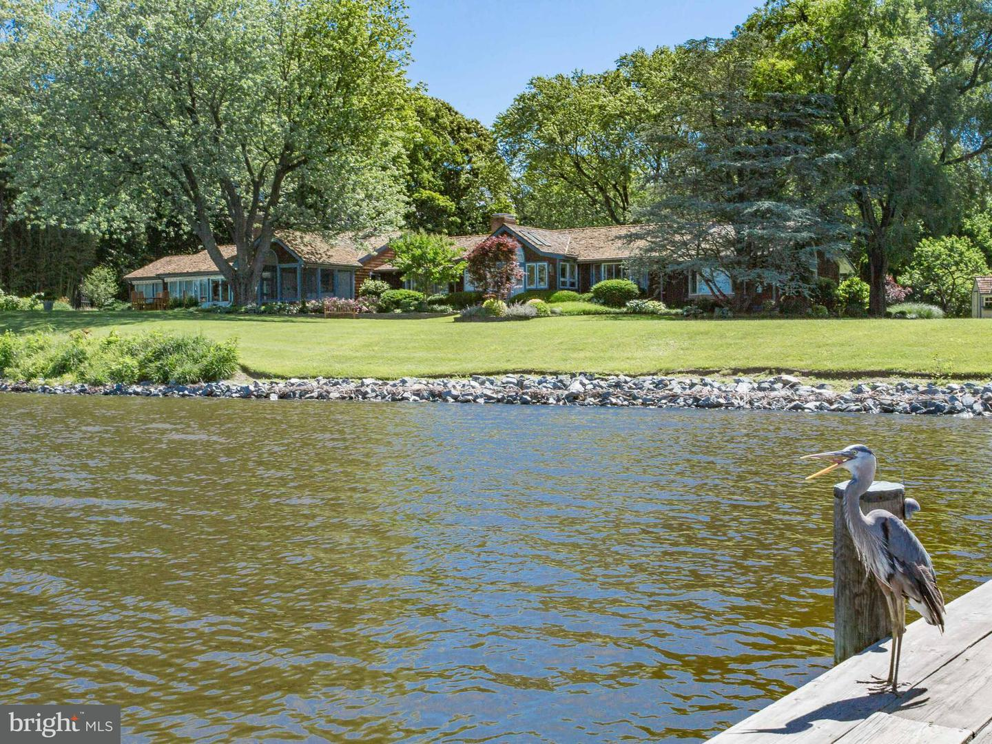 Single Family for Sale at 12626 Wye Ln Wye Mills, Maryland 21679 United States