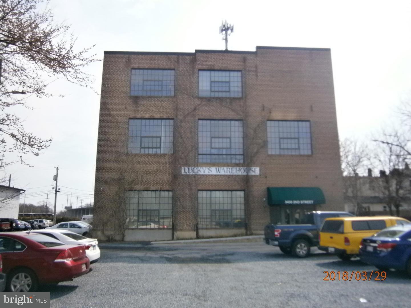 Other Residential for Rent at 3430 2nd St Baltimore, Maryland 21225 United States