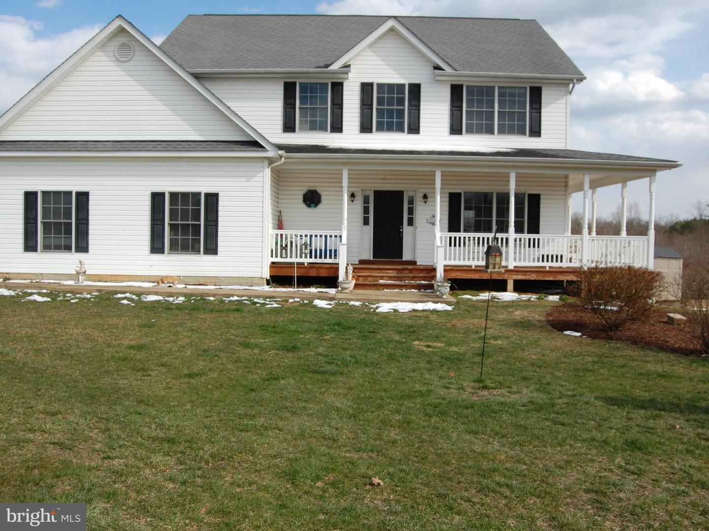 Single Family for Sale at 20295 Tucked Away Pl Lignum, Virginia 22726 United States