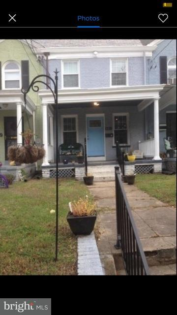 Single Family for Sale at 407 Missouri Ave NW Washington, District Of Columbia 20011 United States