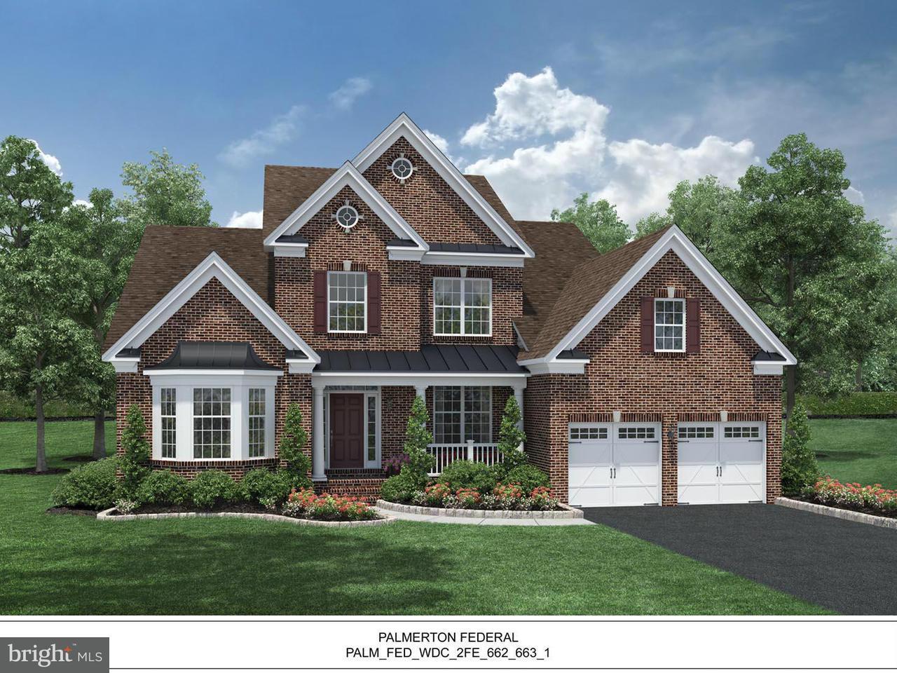 Maison unifamiliale pour l Vente à 15408 Cross Keys Road 15408 Cross Keys Road Haymarket, Virginia 20169 États-Unis