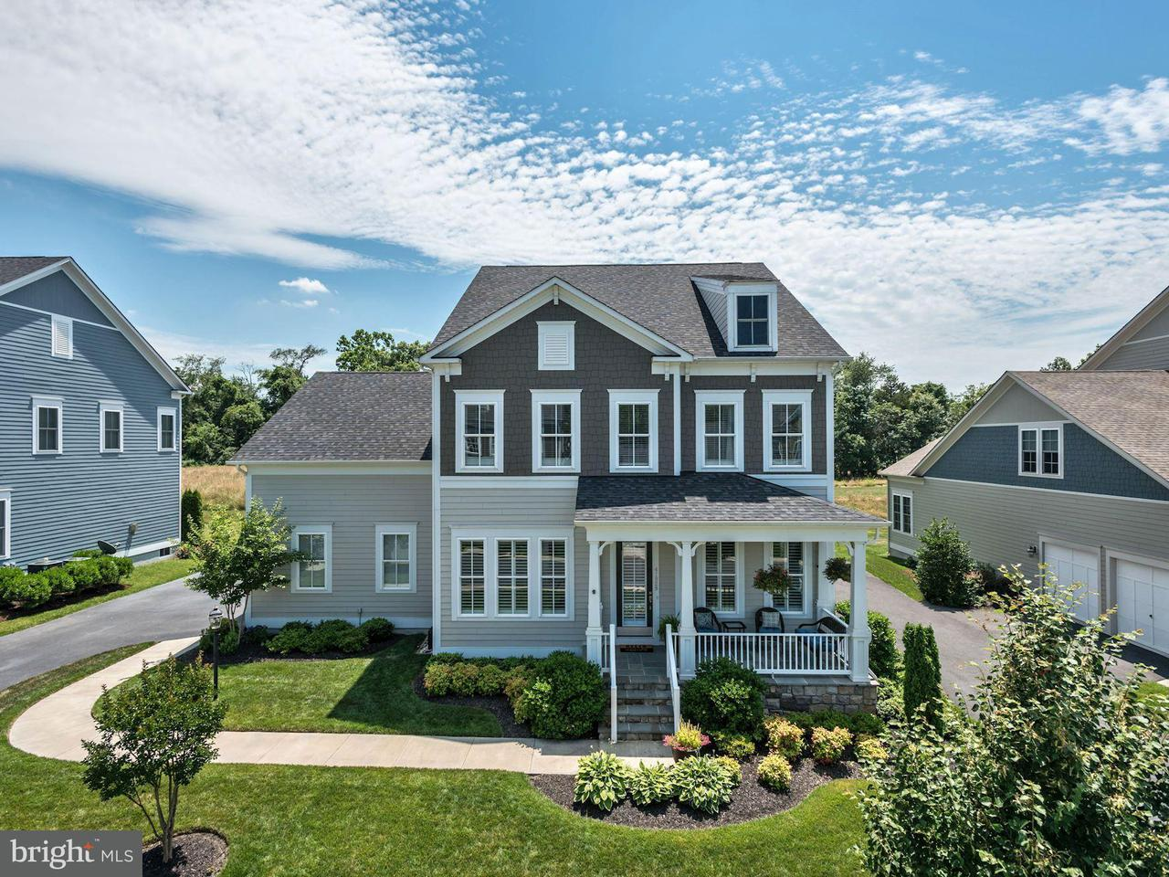 Single Family Home for Sale at 41829 Marigold Mill Place 41829 Marigold Mill Place Ashburn, Virginia 20148 United States