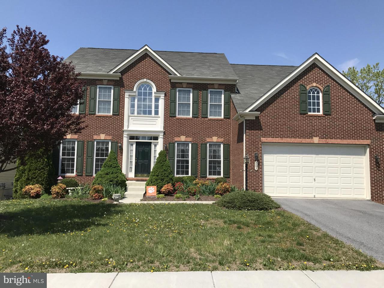 獨棟家庭住宅 為 出售 在 103 Jillian Court 103 Jillian Court Edinburg, 弗吉尼亞州 22824 美國