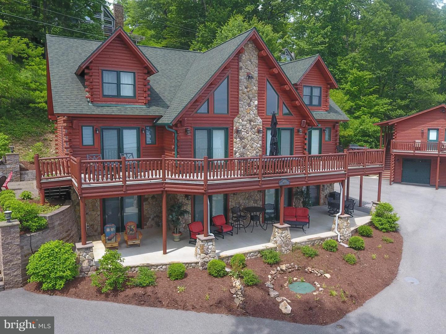 Single Family for Sale at 1405 Rock Lodge Rd Mc Henry, Maryland 21541 United States