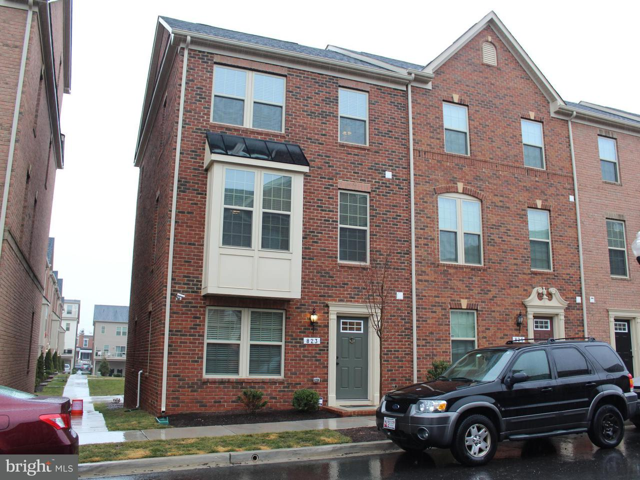 Single Family for Sale at 823 Macon St S Baltimore, Maryland 21224 United States