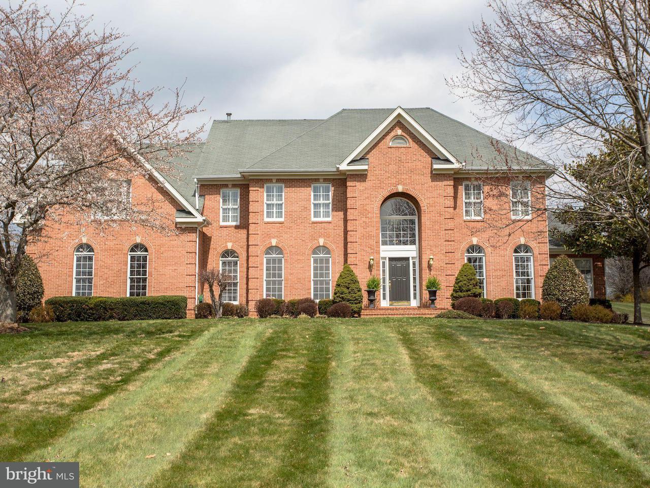 Maison unifamiliale pour l Vente à 14925 Kelley Farm Drive 14925 Kelley Farm Drive Darnestown, Maryland 20874 États-Unis