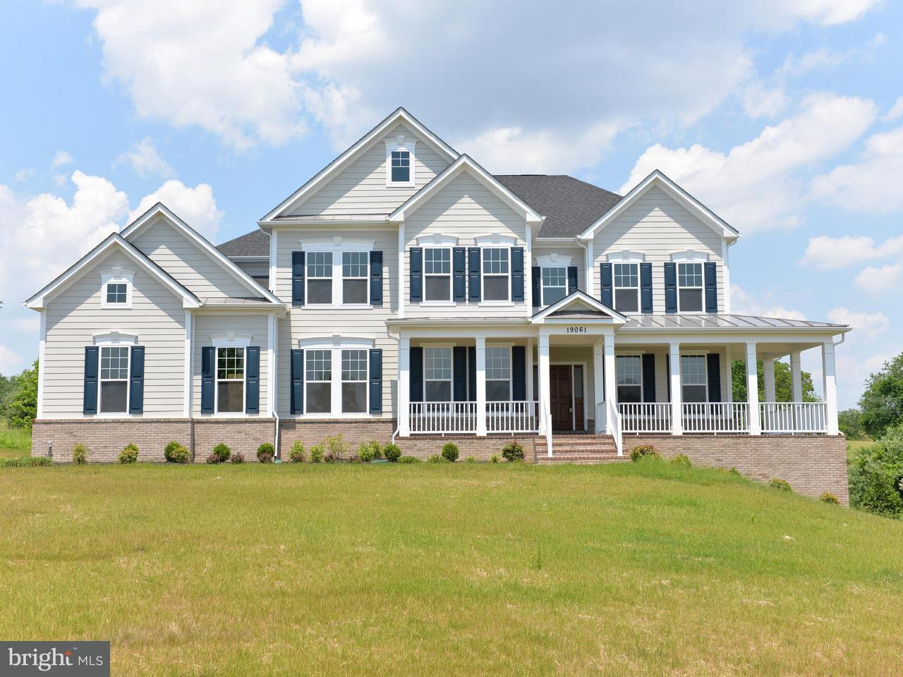 Single Family for Sale at 36465 Leith Ln Middleburg, Virginia 20117 United States