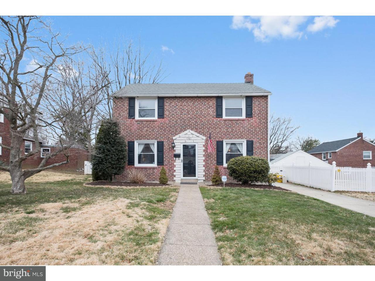 Single Family Home for Sale at 14 BARBARA Drive Springfield, Pennsylvania 19064 United States
