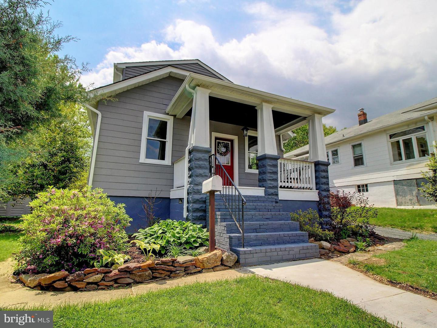 Single Family for Sale at 4433 Raspe Ave Baltimore, Maryland 21206 United States