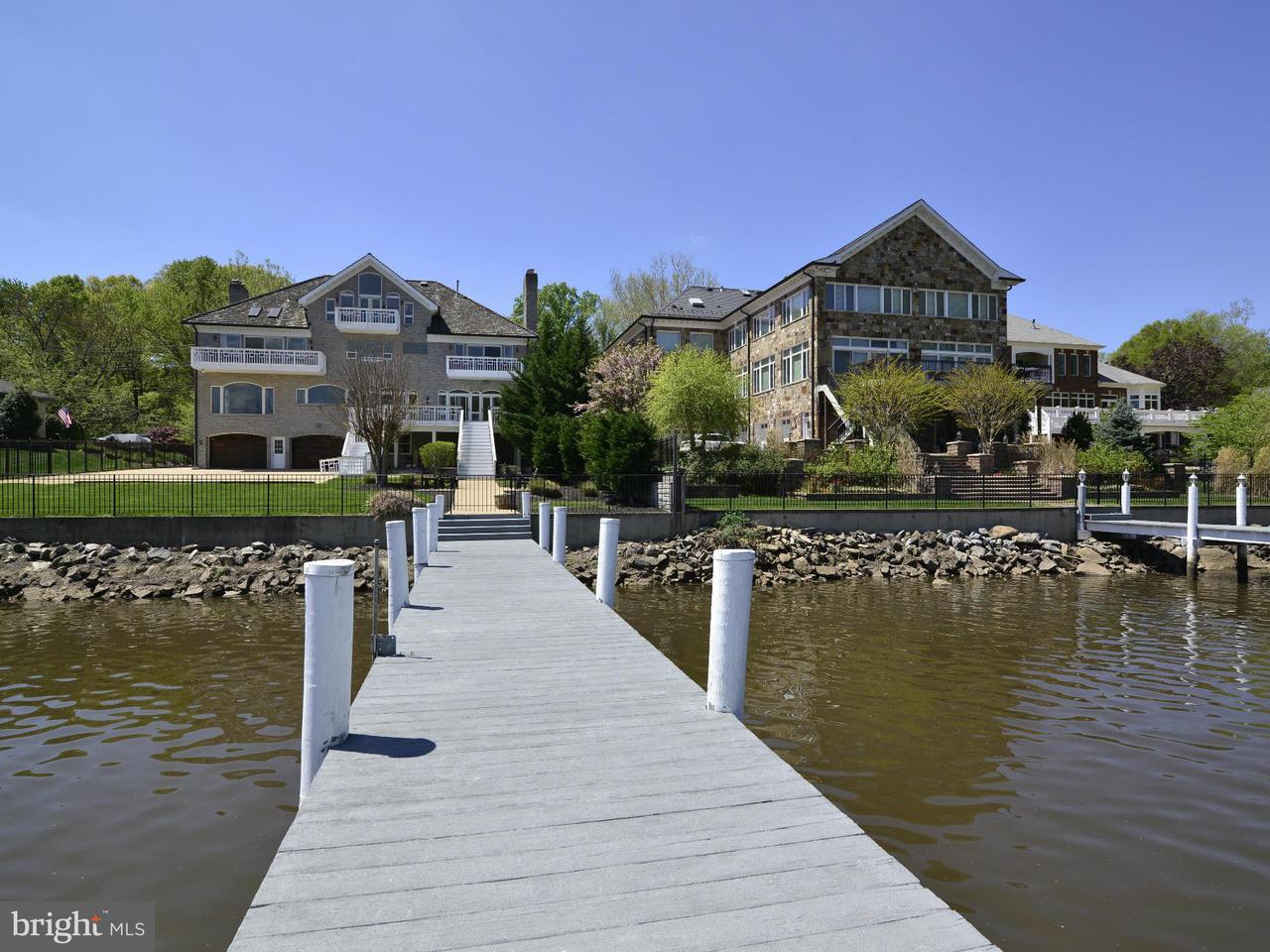 Photo of home for sale at 103 Poplar Lane, Occoquan VA