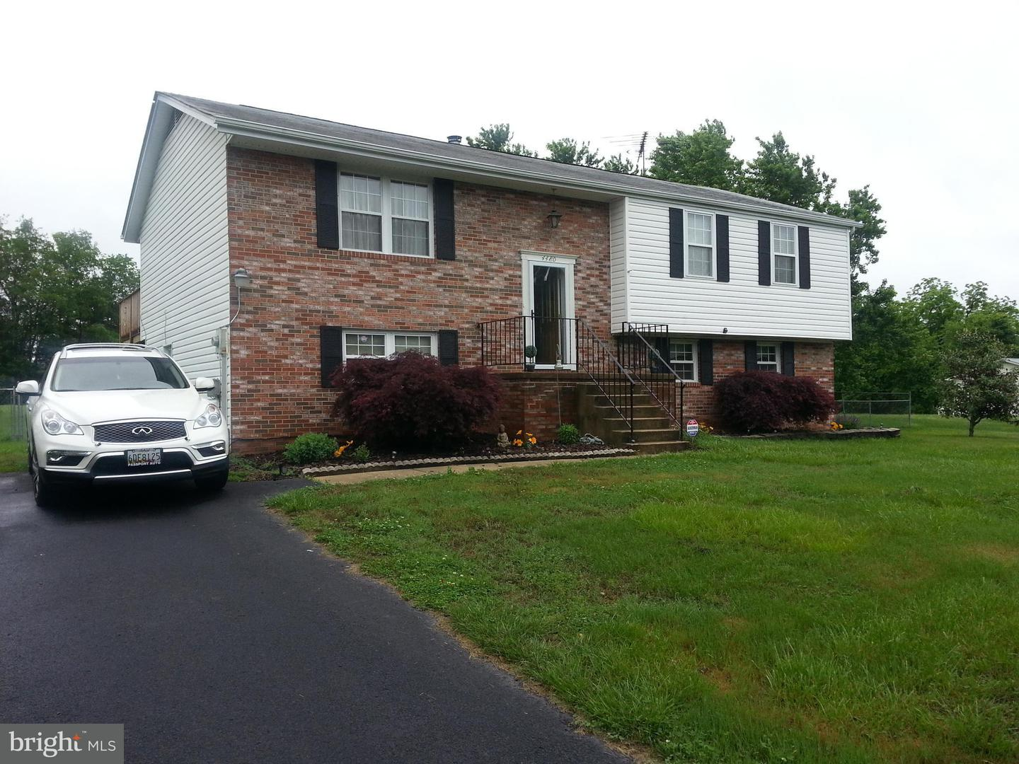 Single Family for Sale at 4480 Richard Lawrence Dr Marbury, Maryland 20658 United States