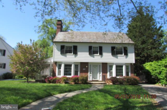 Single Family for Sale at 5506 Greenleaf Rd Baltimore, Maryland 21210 United States