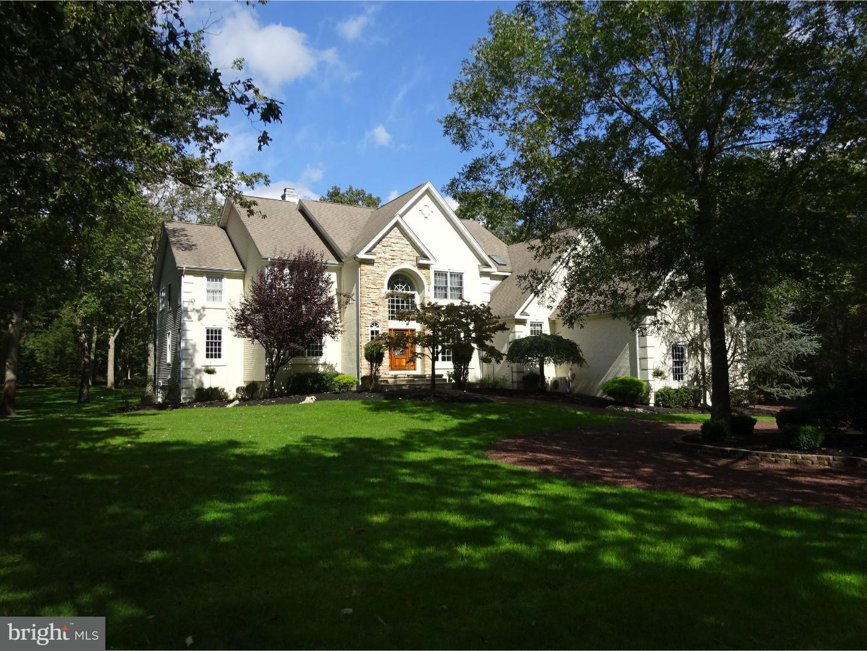 Частный односемейный дом для того Продажа на 547 MCKENDIMEN Road Medford, Нью-Джерси 08055 Соединенные Штаты