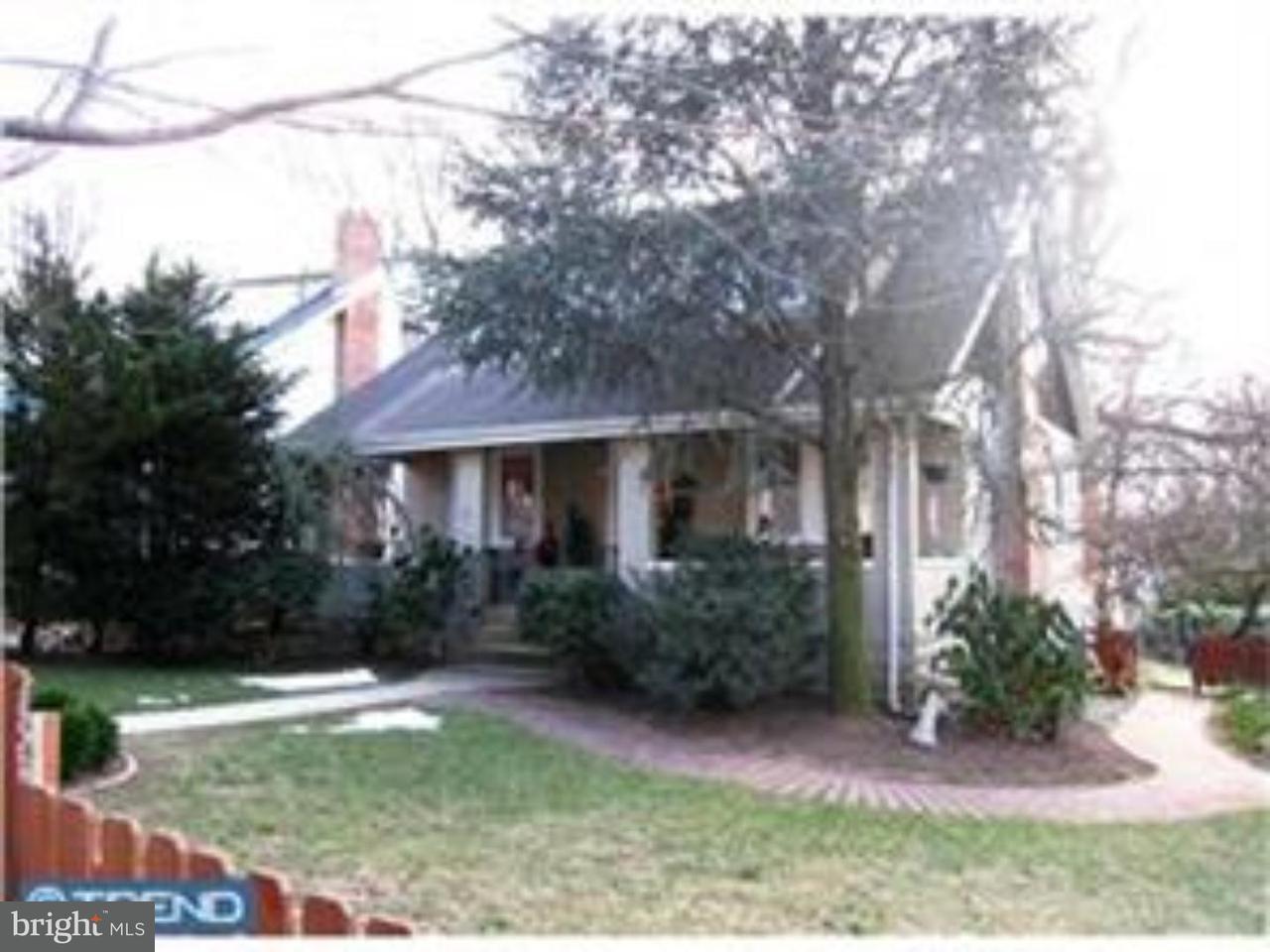 Casa Unifamiliar por un Alquiler en 132 W 7TH Street Media, Pennsylvania 19063 Estados Unidos