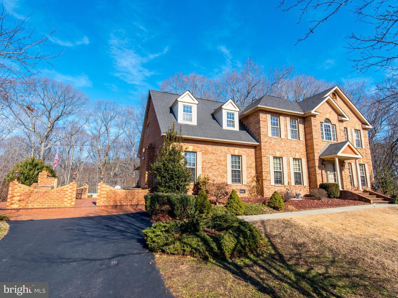 Maison unifamiliale pour l Vente à 16700 Swanson Cove Court 16700 Swanson Cove Court Hughesville, Maryland 20637 États-Unis
