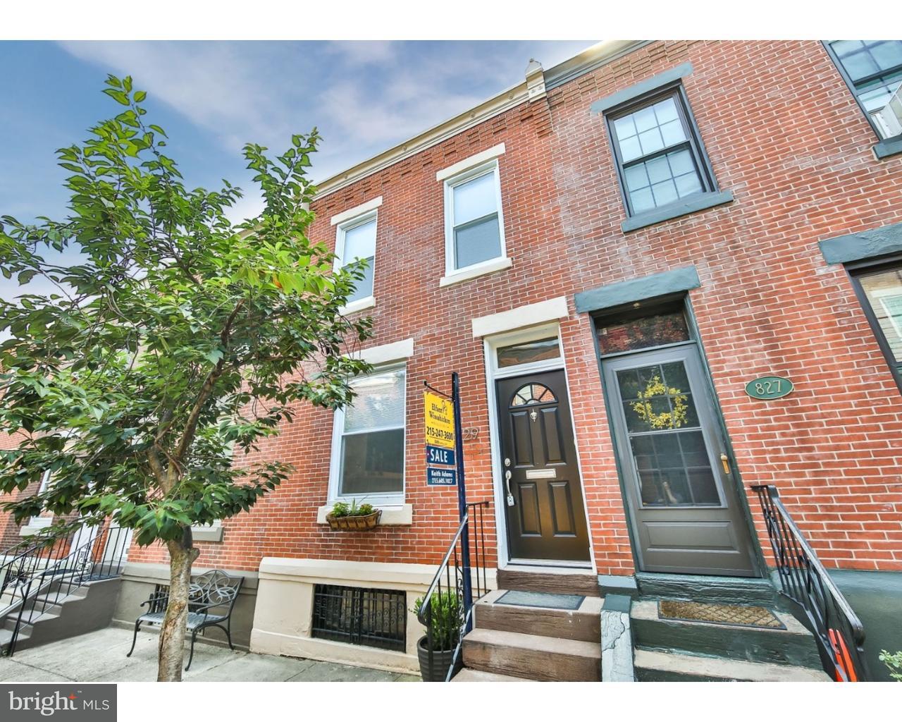 829 N. Taylor St Philadelphia, PA 19130