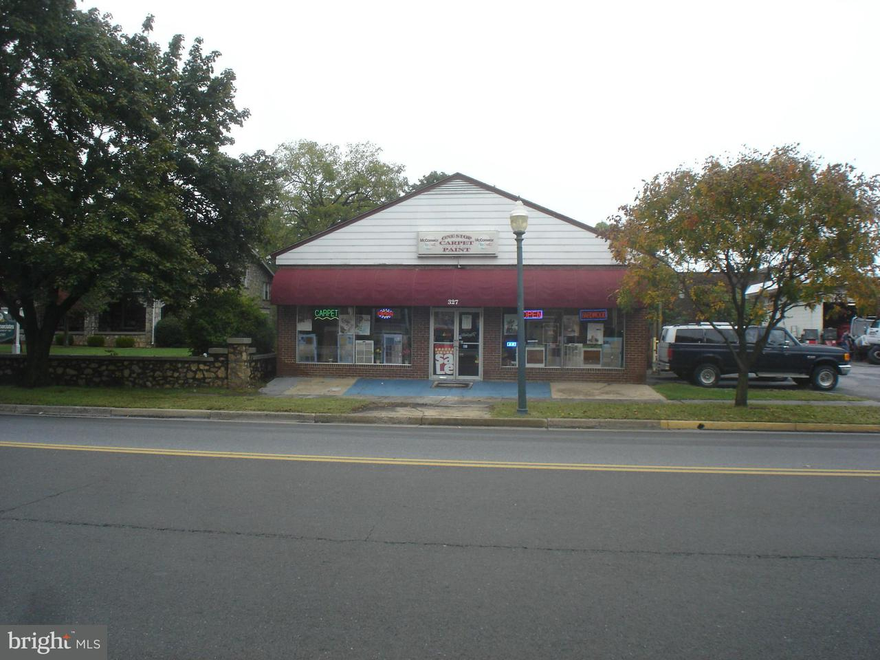 Commercial for Sale at 327 Royal Ave N Front Royal, Virginia 22630 United States
