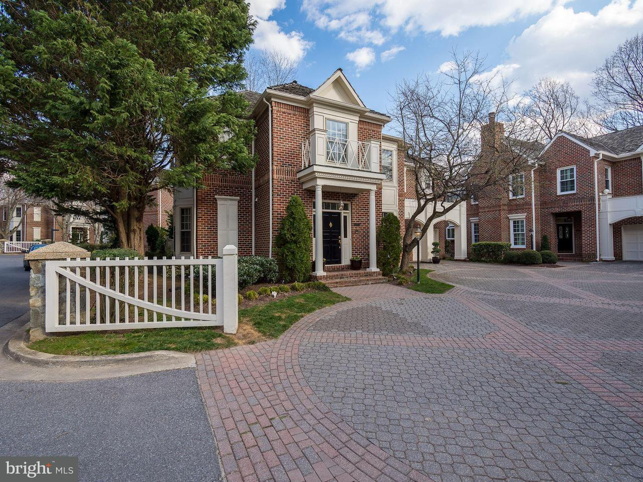 Single Family for Sale at 9206 Town Gate Ln Bethesda, Maryland 20817 United States