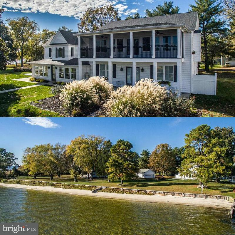 Single Family for Sale at 3964 Oyster House Rd Broomes Island, Maryland 20615 United States