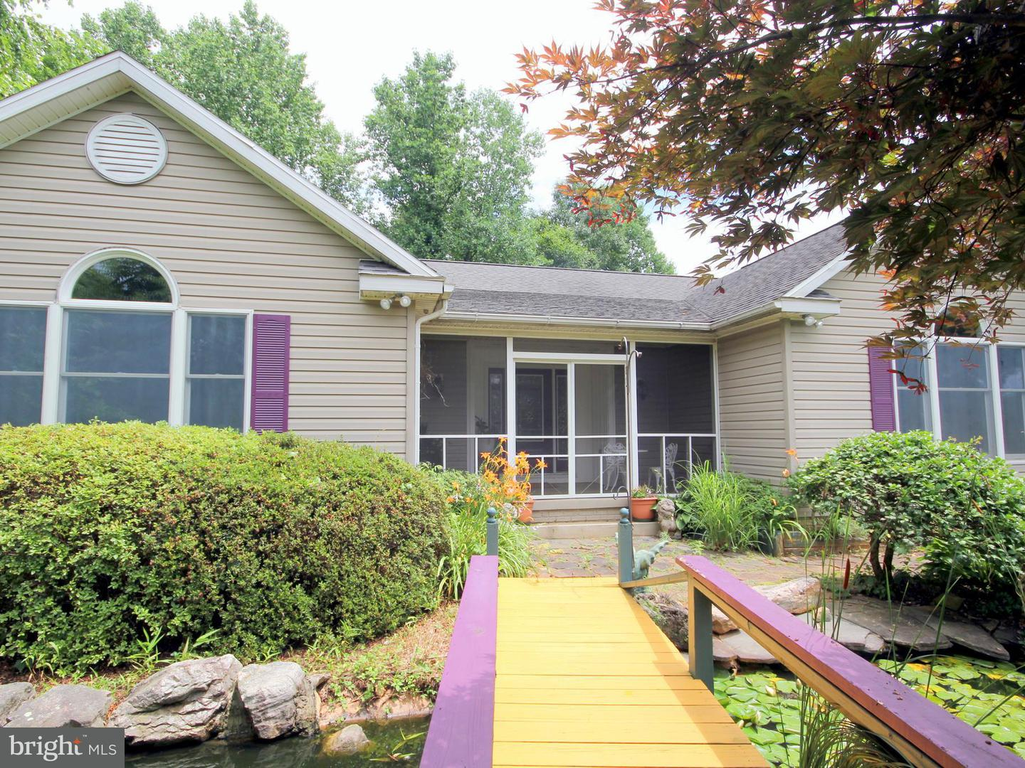 Farm for Sale at 206 Great Run Ln Radiant, Virginia 22732 United States