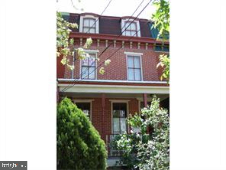 Частный односемейный дом для того Продажа на 102 LINDEN Street Camden, Нью-Джерси 08102 Соединенные Штаты