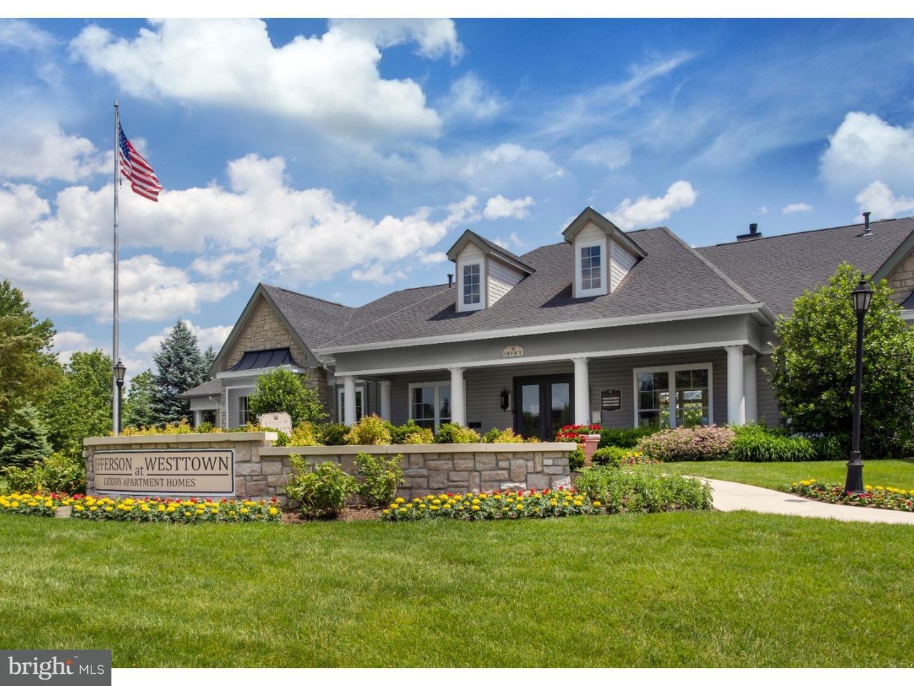 Casa Unifamiliar por un Alquiler en 1000 SKILES BLVD #1821 West Chester, Pennsylvania 19382 Estados Unidos