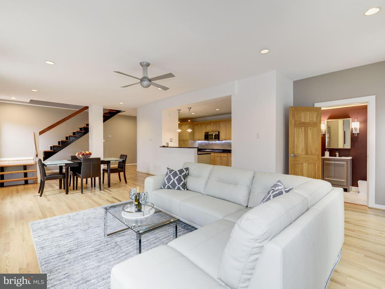Single Family for Sale at 436 M St NW #8 Washington, District Of Columbia 20001 United States