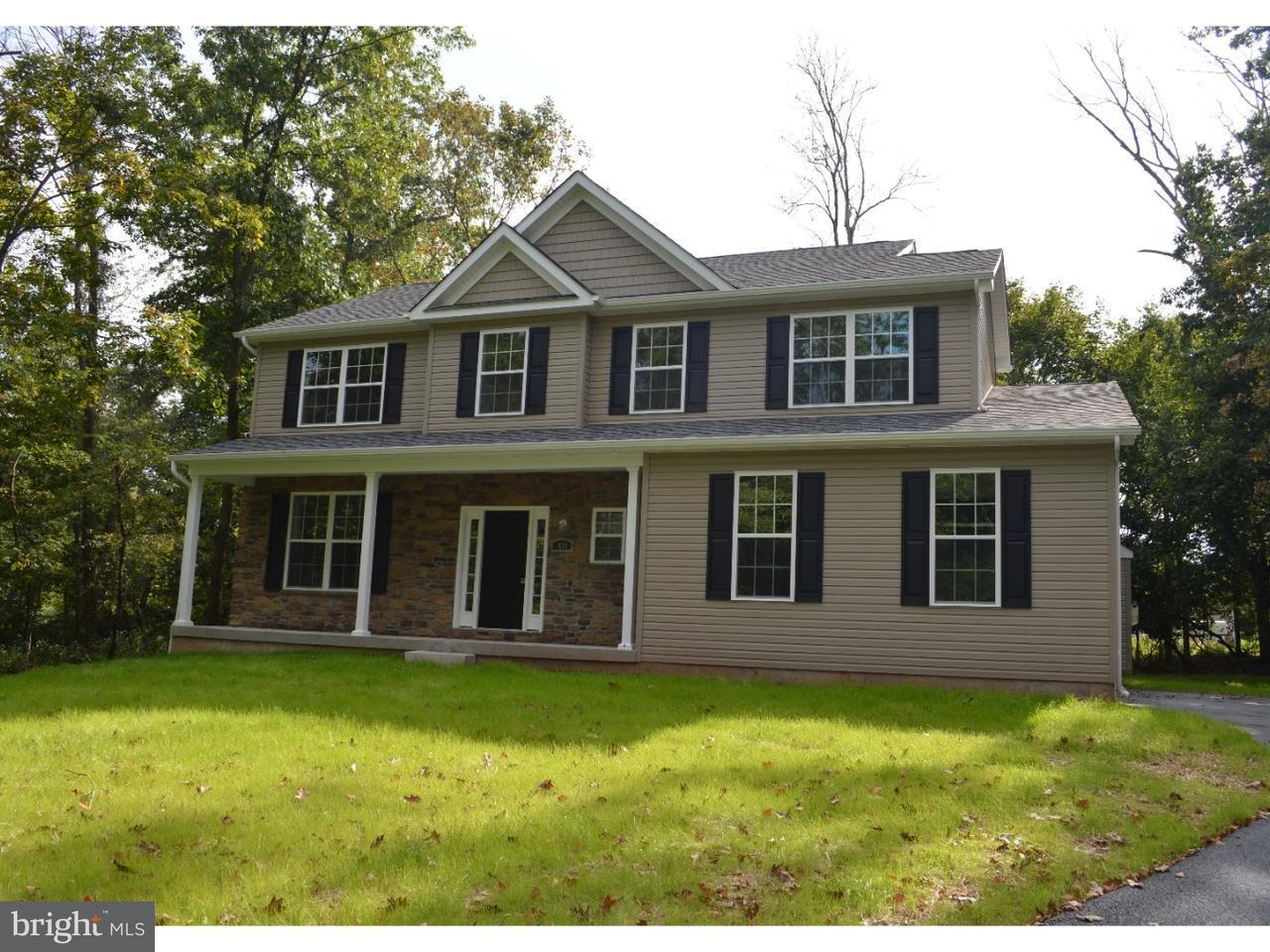 Single Family Home for Sale at LOT 2 WIMBLEDON Lane Hatfield, Pennsylvania 19440 United States