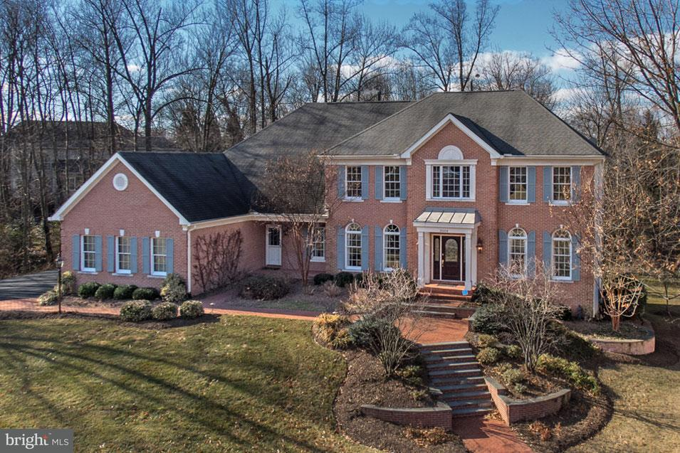 Villa per Vendita alle ore 3204 Ox Meadow Court 3204 Ox Meadow Court Oak Hill, Virginia 20171 Stati Uniti