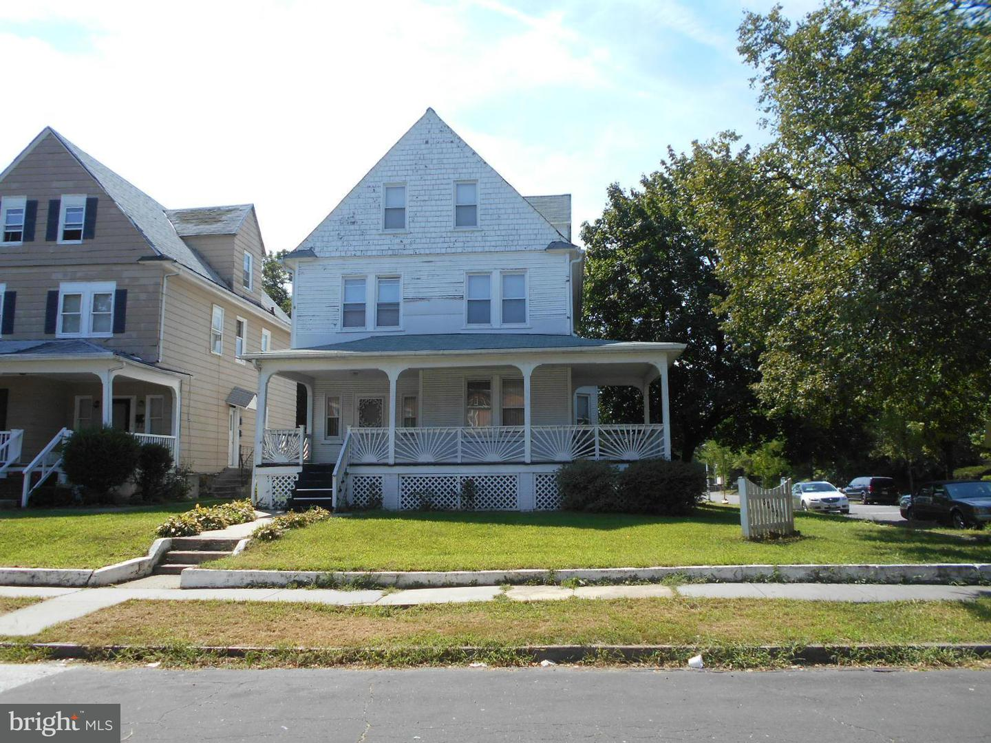 Other Residential for Sale at 3033 Windsor Ave Baltimore, Maryland 21216 United States