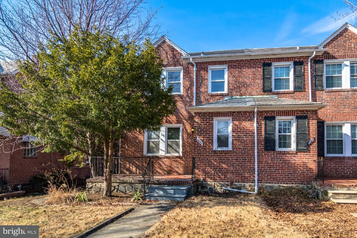 Single Family for Sale at 4636 Walther Ave Baltimore, Maryland 21214 United States