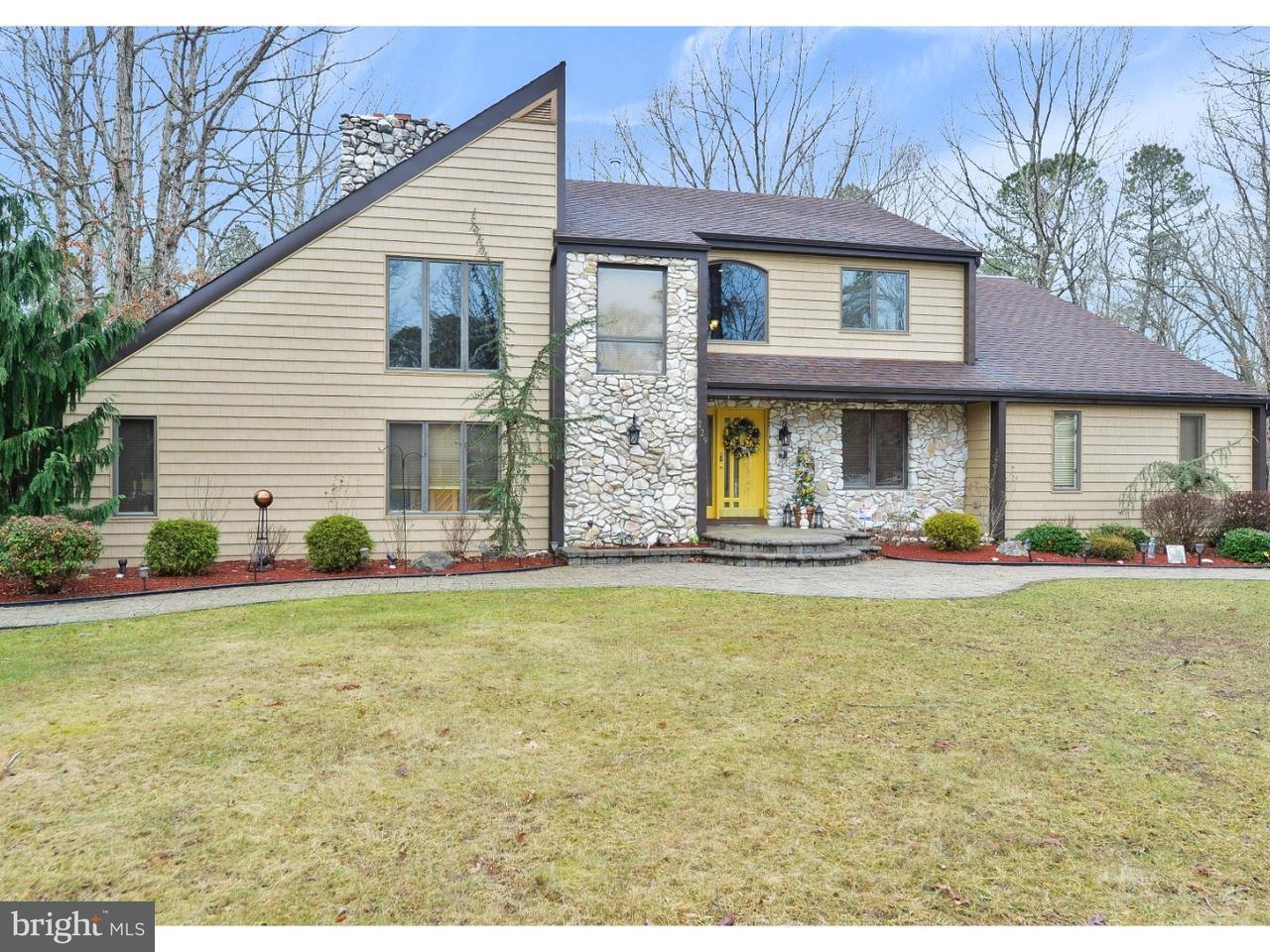 Maison unifamiliale pour l Vente à 229 MAPLE TER Buena Vista Township, New Jersey 08310 États-Unis