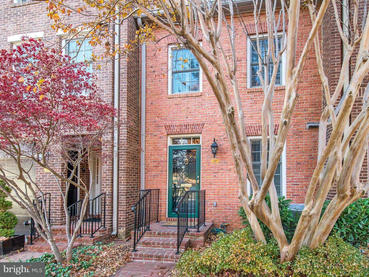 Single Family for Sale at 1116 Pitt St Alexandria, Virginia 22314 United States
