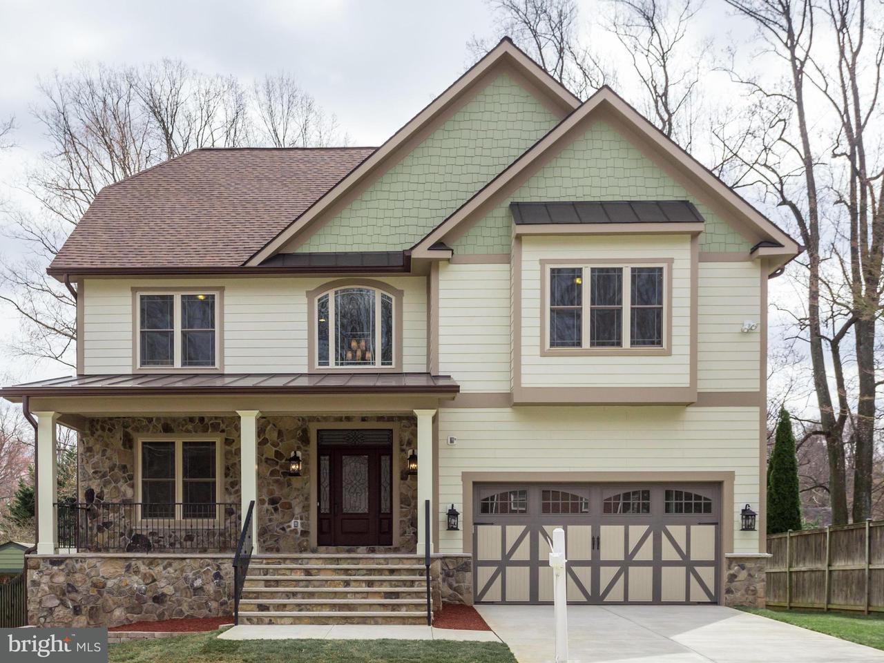 独户住宅 为 销售 在 7227 Timber Lane 7227 Timber Lane 弗尔斯切赫, 弗吉尼亚州 22046 美国