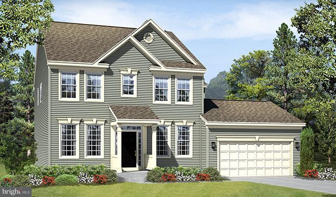 Casa Unifamiliar por un Venta en 5919 Yeagertown Road 5919 Yeagertown Road New Market, Maryland 21774 Estados Unidos