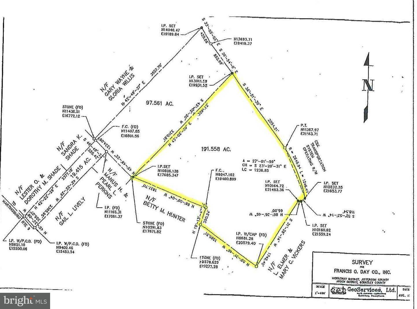 Land for Sale at Charles Town Road Rd Kearneysville, West Virginia 25430 United States